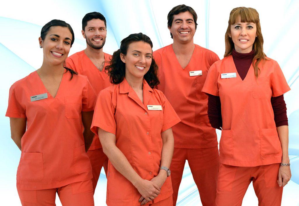 Equipo de dentistas en Palma de Mallorca