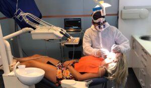 Láser dental en periodoncia - caso clínico en Clínica Dental Ideo